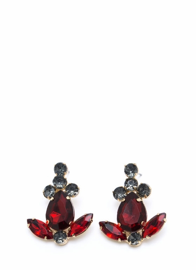 Be A Gem Jeweled Earrings