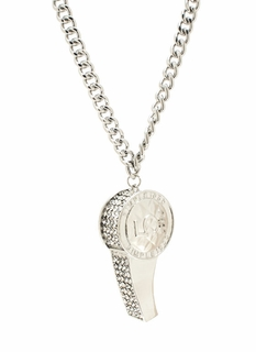 Blow Your Whistle Necklace