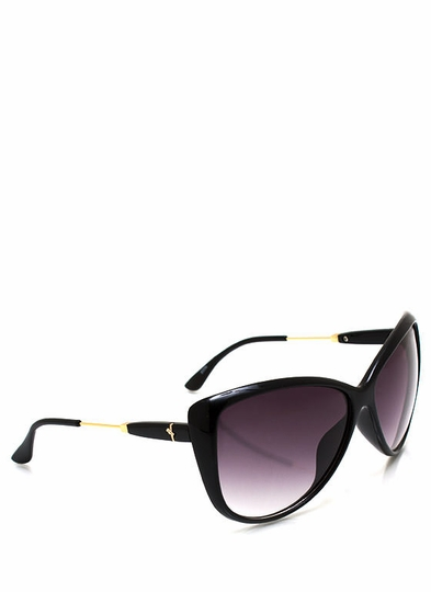 Bow-Tiful Accent Sunglasses