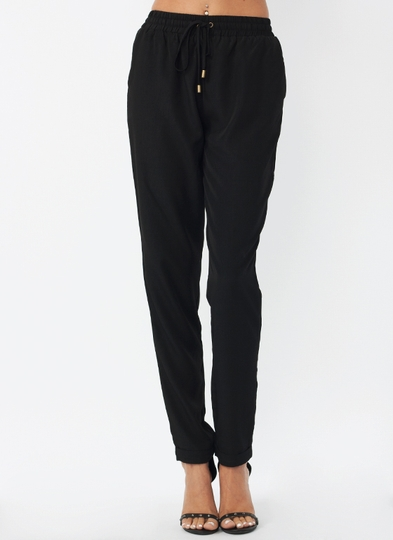 Breathe Easy Drawstring Lounge Pants