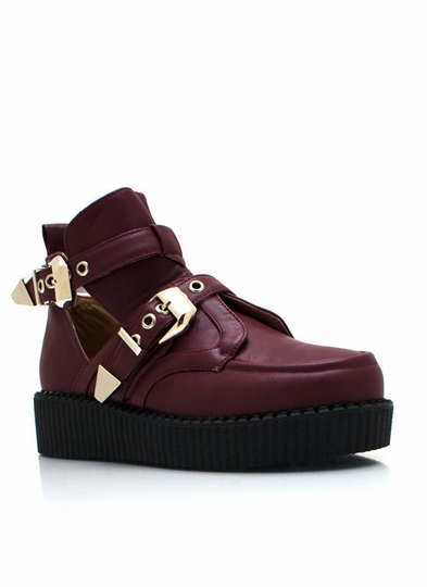 Buckled In Creepers