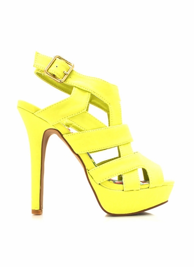 Cage The Situation Heels