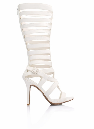 Caged Gladiator Heels