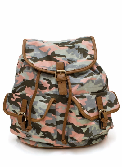 Camo Surplus Backpack