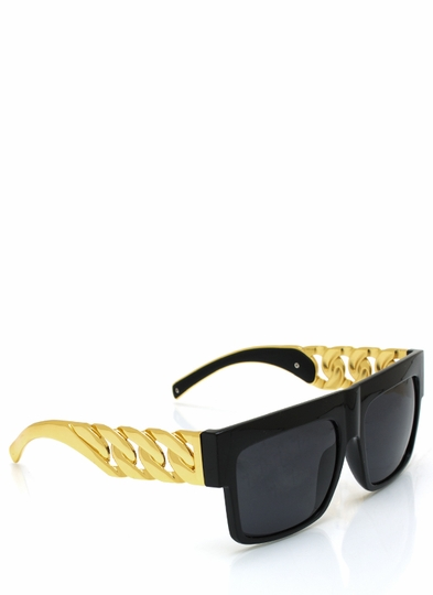 Chain-ge Is Here Sunglasses