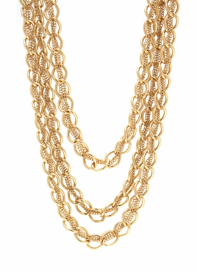 Chain-y Days Necklace Set