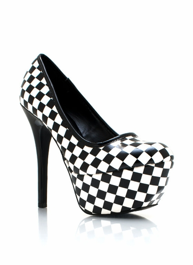 Checkmate Platform Pumps
