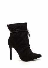 Chic In The City Slouchy Booties