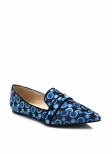 Circle Circle Dot Dot Loafers