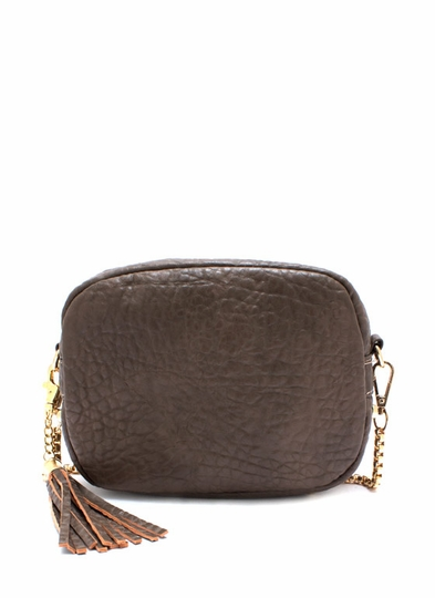 Cobble Stone Textured Clutch