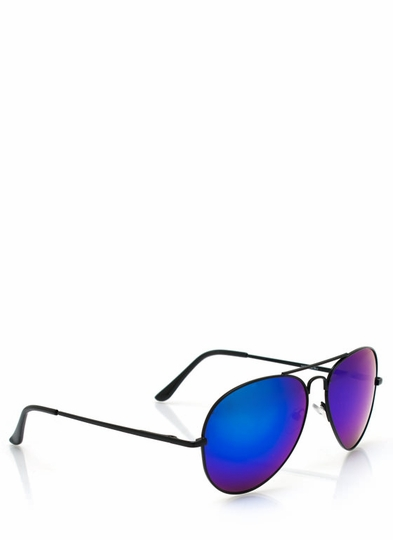 Color Craze Aviator Sunglasses