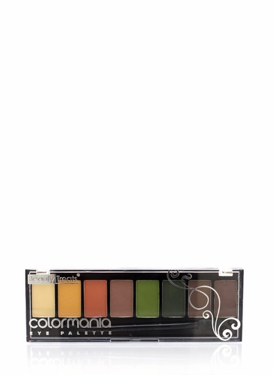 Color Your World Eye Palette