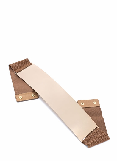 Colossal Metal Plate Belt