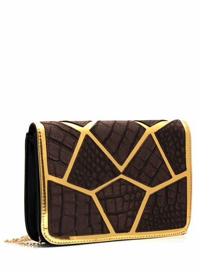 Crackled Reptile Clutch