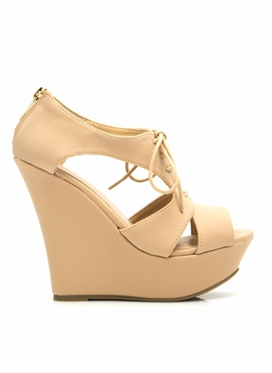 Cut Loose Wedges