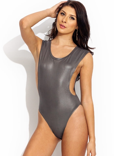 Deep Cut Bodysuit
