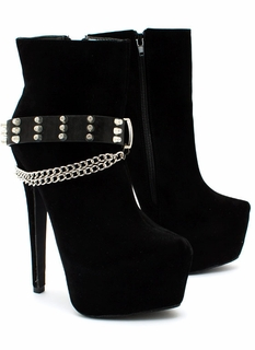 Diamond Digger Boot Bracelet