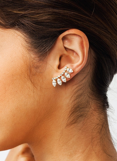 Diamond Diva Earring