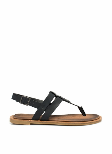 Double The Love T-Strap Sandals