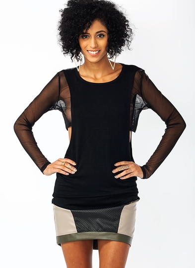 Double Trouble Layered Top
