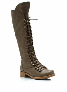 Explorer Lace-Up Boots