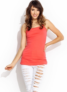 Extra Long Basic Cami