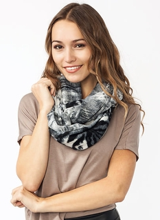 Eye Of The Tiger Infinity Scarf