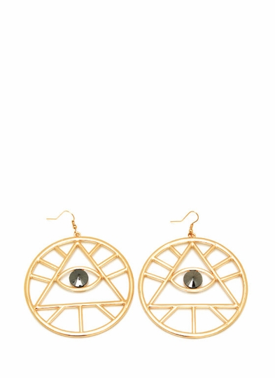 Eye See Jewels Earrings
