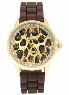 Face The Fierce Leopard Watch