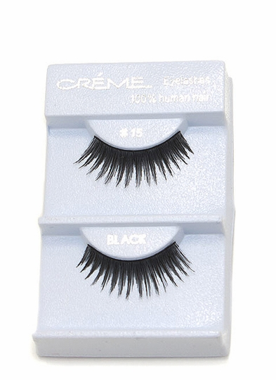 New Accessories: False Eyelashes