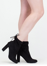 Fashion Activist Slouchy Booties