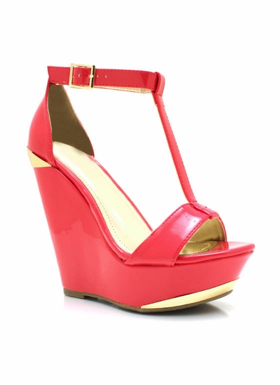 Faux Patent Wedges