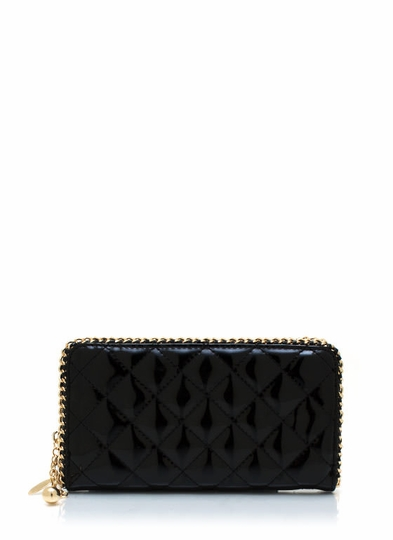 Feeling Quilty Chain Trim Clutch