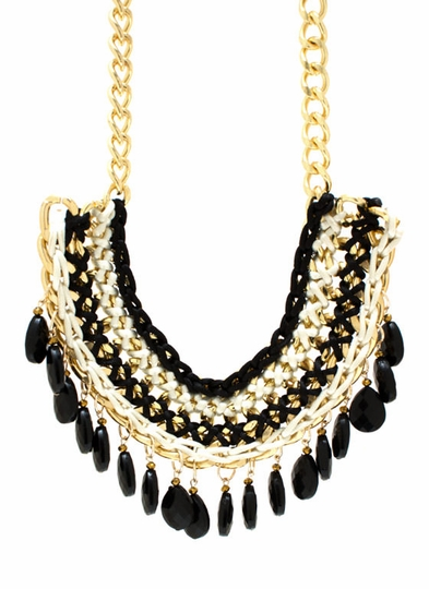 Festive Layered Necklace Set