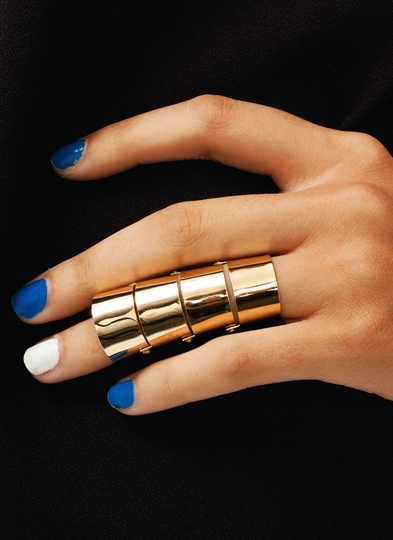 Finger Armor Ring