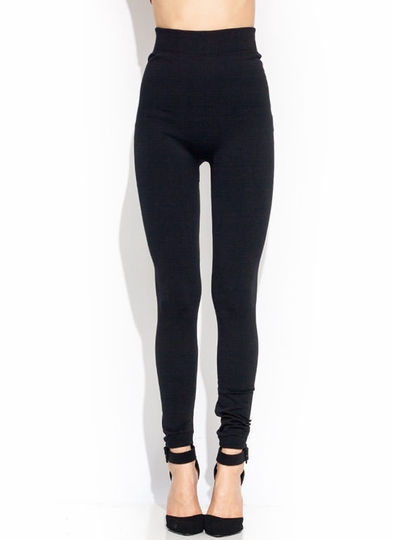 Fleece Is The Word Seamless Leggings