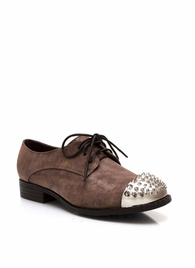 Front Runner Spiked Oxfords
