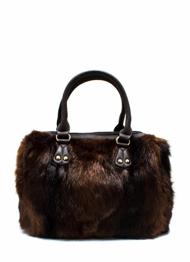 Fuzzy Fur Sure Satchel