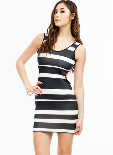 Game Day Bodycon Dress