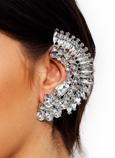 Gems Galore Ear Cuff
