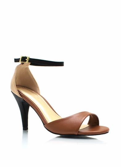 Get Low Single-Sole Heels