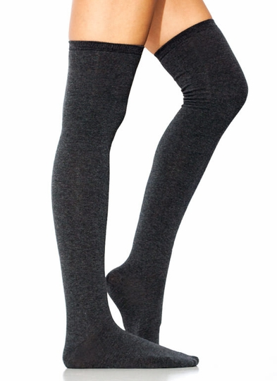 Get Thigh-High Socks