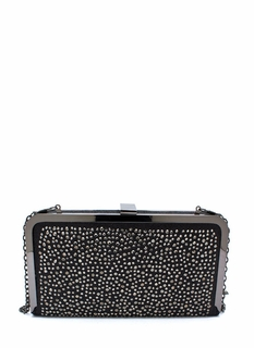 Glitzy Girl Glitter Clutch