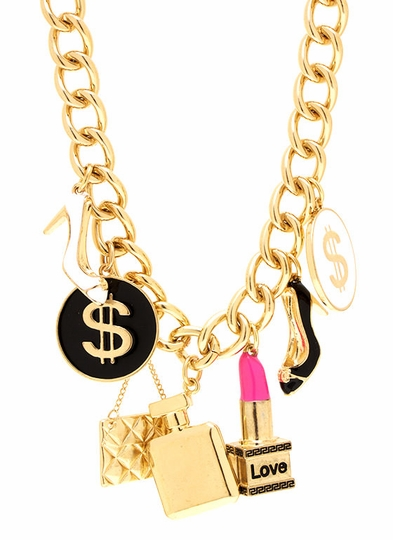 Go-Getter Girl Necklace Set