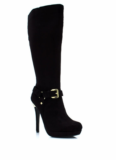 Great Heights Heel Boots