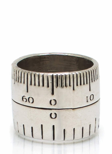 Great Measures Ruler Ring