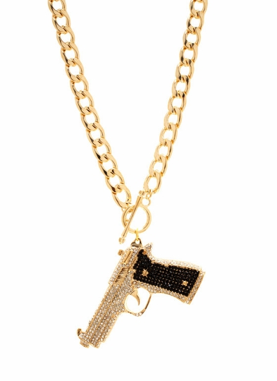 Gun Control Necklace
