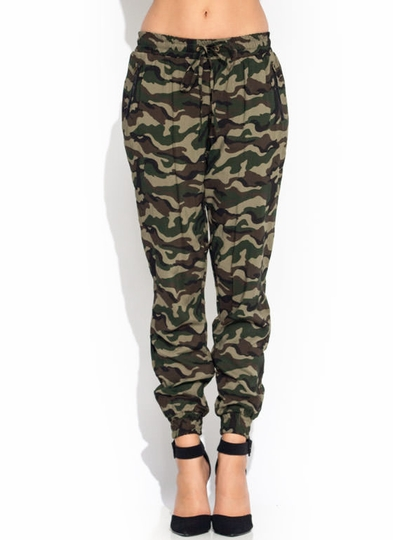 Hide And Seek Camo Joggers