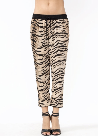 High Of The Tiger Joggers