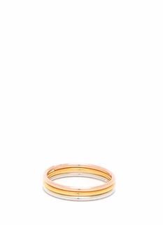 Hoop Dreams Midi Ring Trio